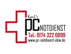 Kauls PC Notdienst